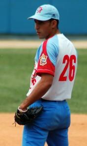 Yander Guevara en preselección cubana a los Juegos Centroamericanos y del Caribe.